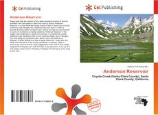 Bookcover of Anderson Reservoir