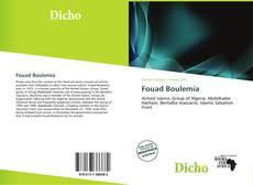 Fouad Boulemia kitap kapağı