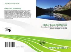Borítókép a  Baker Lake (California) - hoz