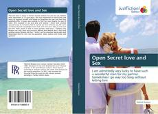Bookcover of Open Secret love and Sex