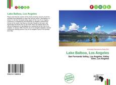 Bookcover of Lake Balboa, Los Angeles