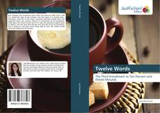 Bookcover of Twelve Words
