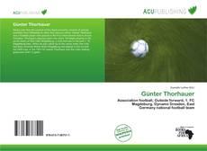 Bookcover of Günter Thorhauer