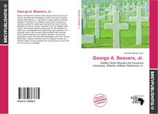 Copertina di George A. Beavers, Jr.