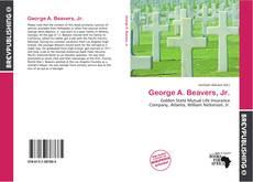 Buchcover von George A. Beavers, Jr.