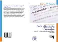 Copertina di Faculty of Humanities (University of Copenhagen)