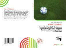 Bookcover of Hans Tilkowski