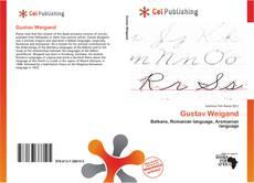 Bookcover of Gustav Weigand