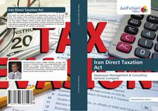 Bookcover of Iran Direct Taxation Act