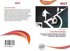 Portada del libro de Iván Hernández