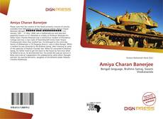 Bookcover of Amiya Charan Banerjee