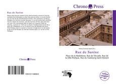 Bookcover of Rue de Surène
