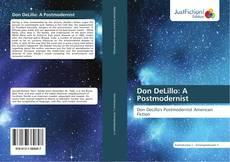 Couverture de Don DeLillo: A Postmodernist