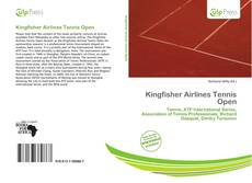 Bookcover of Kingfisher Airlines Tennis Open