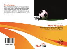 Bookcover of Muna Katupose