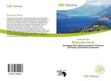 Couverture de Roncole Verdi