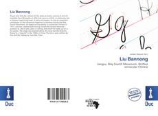 Bookcover of Liu Bannong