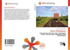Bookcover of Ezra Thompson