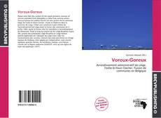 Bookcover of Voroux-Goreux