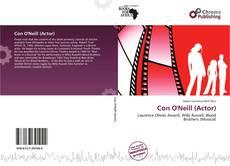 Bookcover of Con O'Neill (Actor)