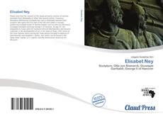 Buchcover von Elisabet Ney