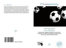 Couverture de Leo Wilden