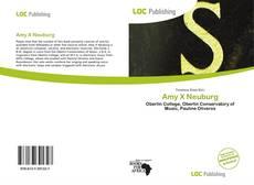 Portada del libro de Amy X Neuburg