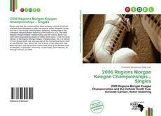 Bookcover of 2006 Regions Morgan Keegan Championships – Singles