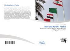 Couverture de Mustafa Fahmi Pasha