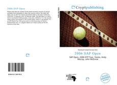 Buchcover von 2006 SAP Open