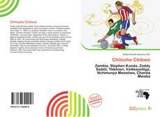 Capa do livro de Chileshe Chibwe