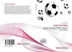Buchcover von José Luis Díaz