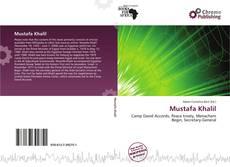 Bookcover of Mustafa Khalil