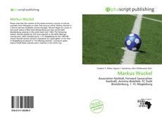Bookcover of Markus Wuckel