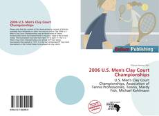 Copertina di 2006 U.S. Men's Clay Court Championships