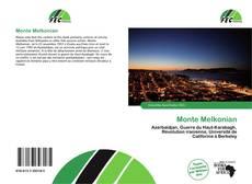 Capa do livro de Monte Melkonian