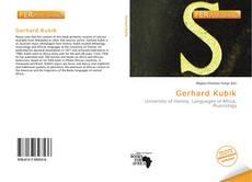 Bookcover of Gerhard Kubik