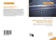 Обложка 2006 Australian Open – Women's Singles