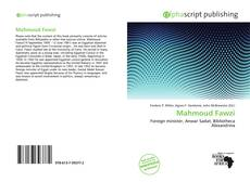 Bookcover of Mahmoud Fawzi