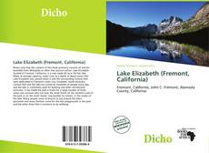 Buchcover von Lake Elizabeth (Fremont, California)