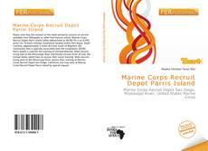 Marine Corps Recruit Depot Parris Island kitap kapağı