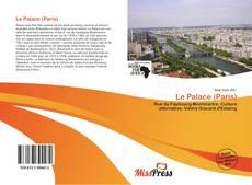 Bookcover of Le Palace (Paris)