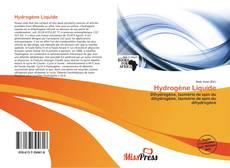 Capa do livro de Hydrogène Liquide