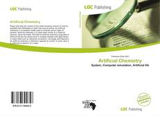 Bookcover of Artificial Chemistry