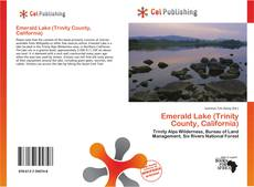 Bookcover of Emerald Lake (Trinity County, California)