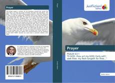 Bookcover of Prayer