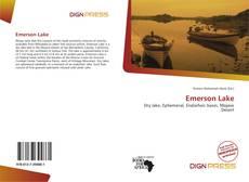 Couverture de Emerson Lake