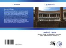 Lambeth Palace的封面