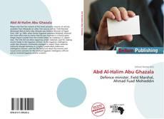 Couverture de Abd Al-Halim Abu Ghazala