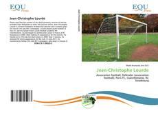 Capa do livro de Jean-Christophe Lourde